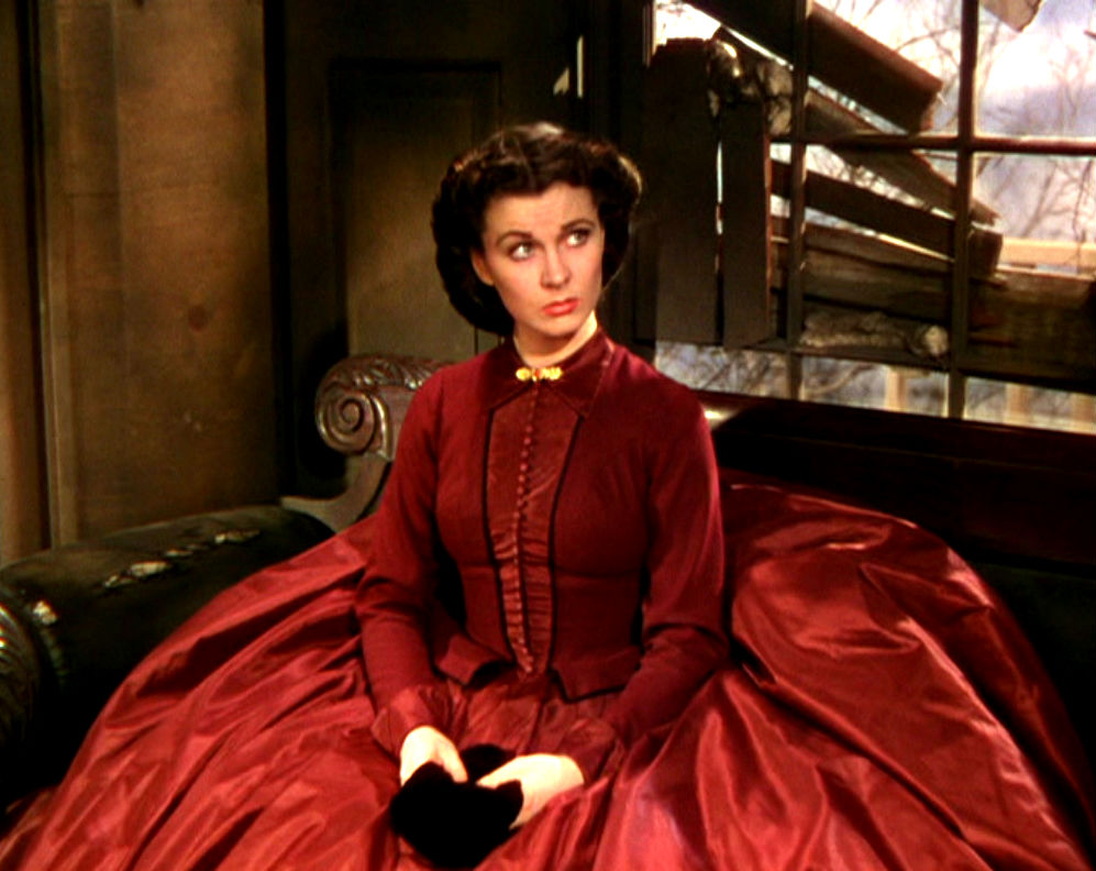 Scarlett o 39 hara archives for Who played scarlett in gone with the wind